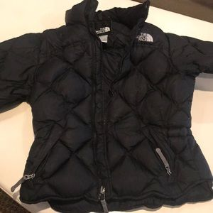 Women's northface pufferjacket